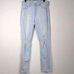 Old Navy Rockstar Super Skinny High Rise Jeans